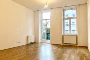 1190 Wien, Grosszügige 2- Zimmer Altbauwohnung mit Balkon