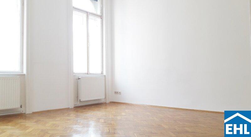 Großzügige 2 Zimmer-Altbauwohnung Nähe Augarten /  / 1200Wien / Bild 2