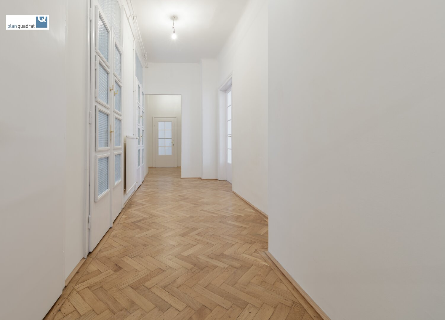 Vorraum / Gangbereich (ca. 21,10 qm)