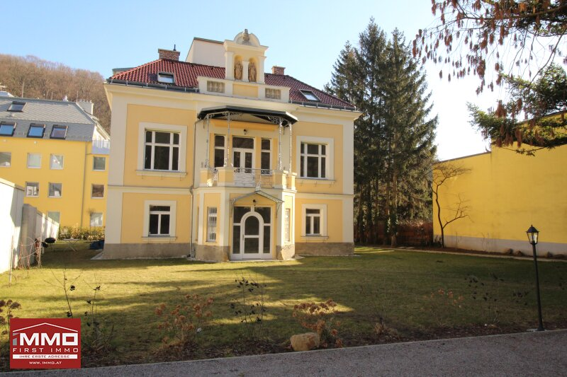 Atemberaubende Dachgeschoß-Maisonette mit Terrasse in Historischer Villa mit Blick in den Wienerwald! /  / 3002Purkersdorf / Bild 7