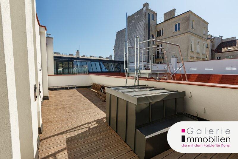 Traummaisonette mit großen Terrassen - revitalisiertes Biedermeierhaus beim Rochusmarkt Objekt_32206 Bild_178