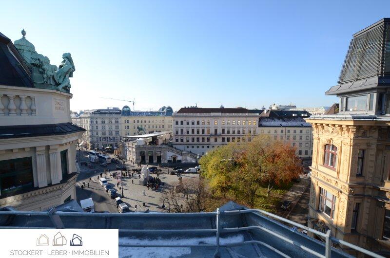 Traumhafte Dachgeschoßwohnung direkt bei der Staatsoper /  / 1010Wien / Bild 1