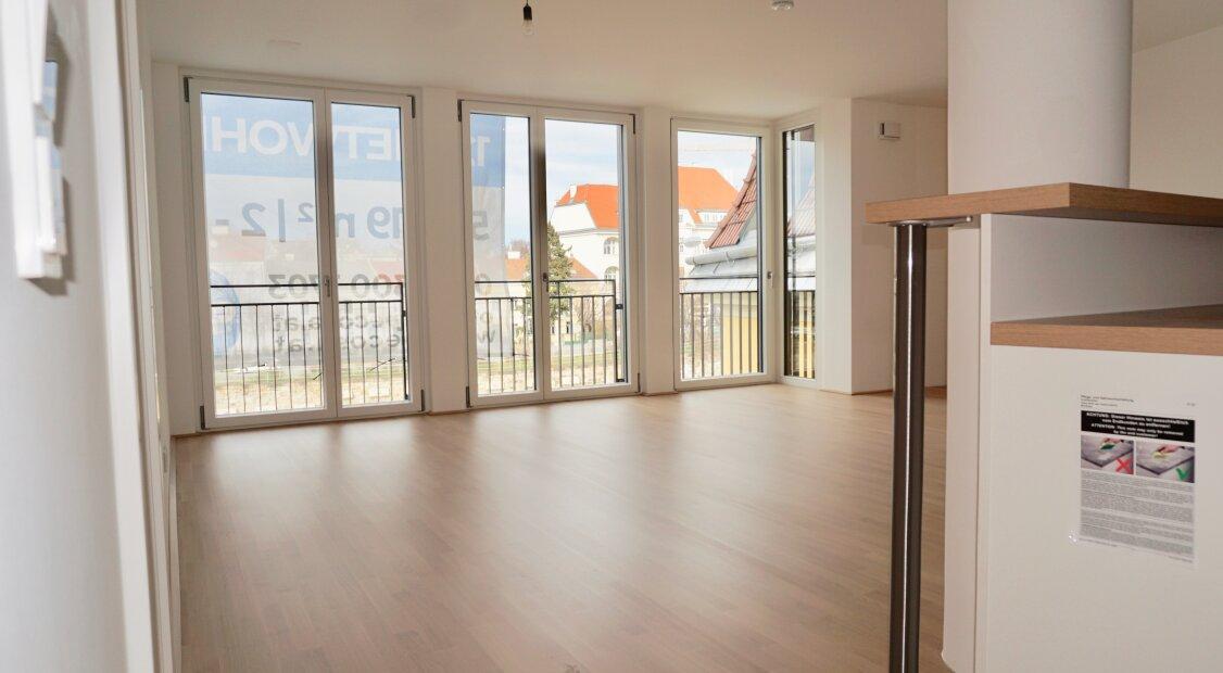 ERSTBEZUG: Große 4-Zimmer Wohnung in bester Hietzinger Lage - Direkt bei der U4 - VORMERKUNGEN AB JETZT MÖGLICH