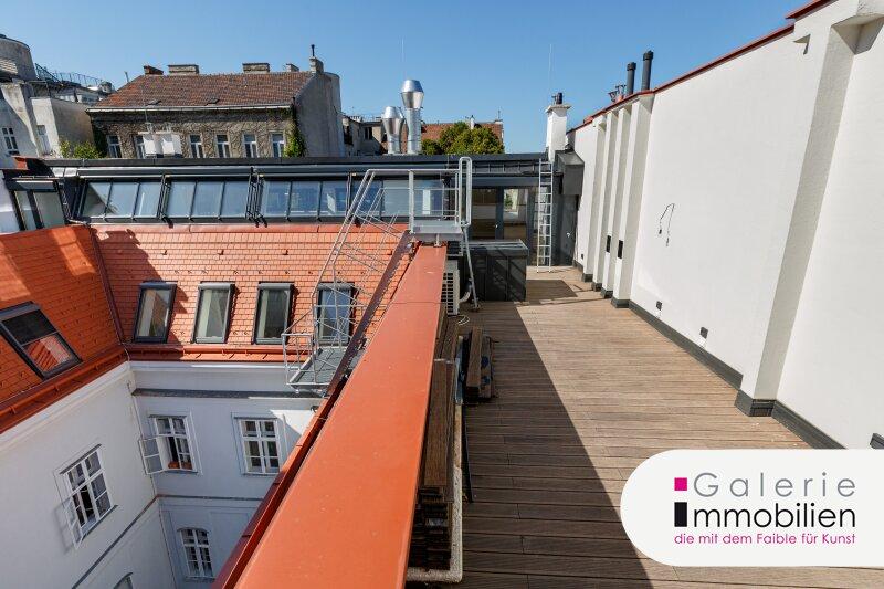 Traummaisonette mit großen Terrassen - revitalisiertes Biedermeierhaus beim Rochusmarkt Objekt_32206 Bild_186