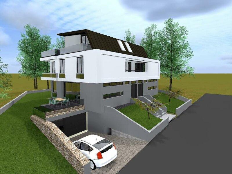 .TOP NEUBAU!!!Nähe ALTE DONAU-Doppelhaushälfte in grünen zu Verkaufen!!!