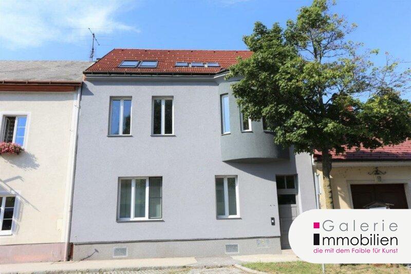 Exklusive Dachgeschoßwohnung mit Grünblick, Eigengarten und Parkplatz Objekt_35143 Bild_50