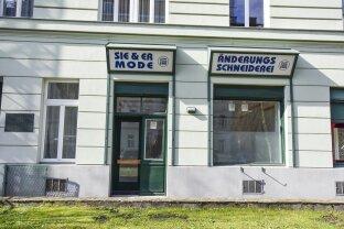 Geschäftslokal/Atelier in 1200 Wien zu vermieten!
