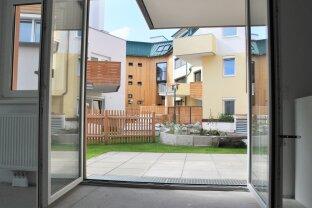644 – ERSTBEZUG! Geruhsame 4-Zimmer-Maisonette-Wohnung mit 2 Gärten und 2 Terrassen – PROVISIONSFREI!