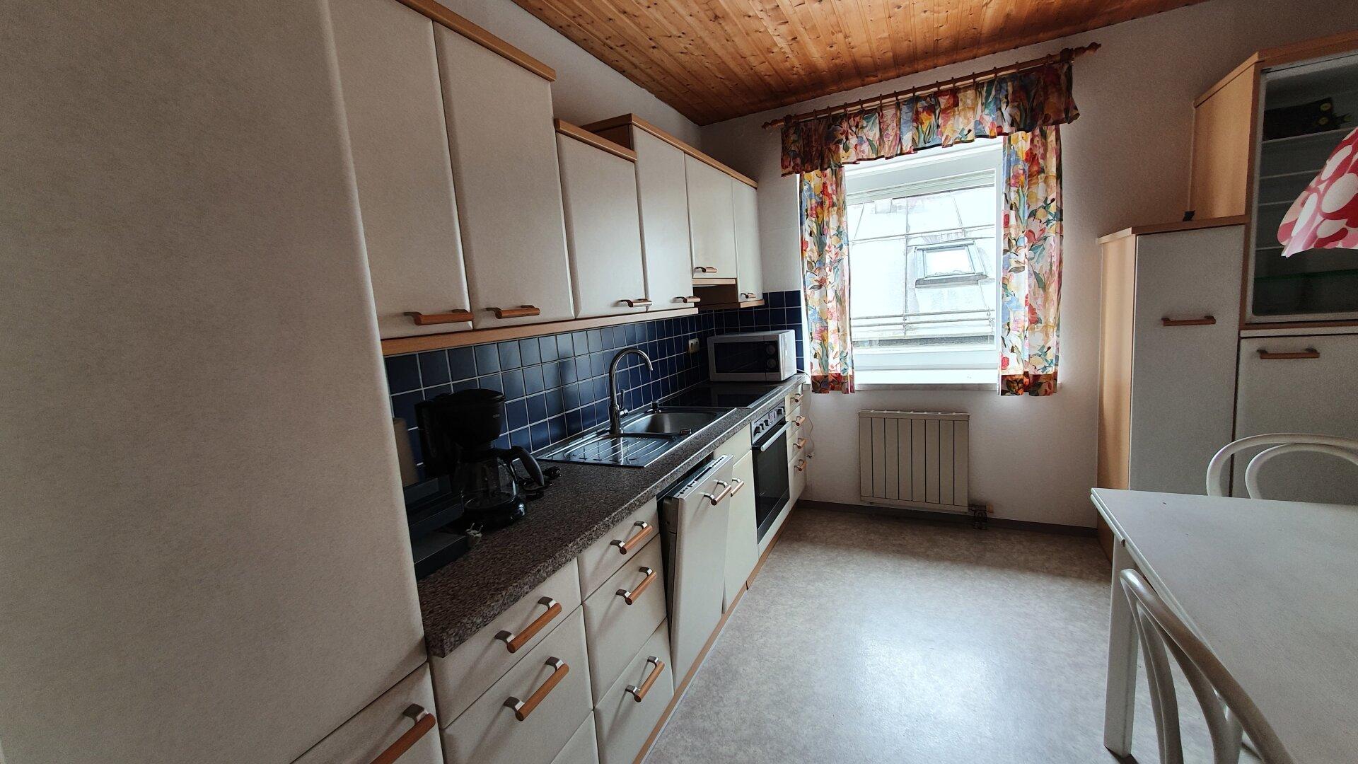 Mietwohnung Kufstein, Küche