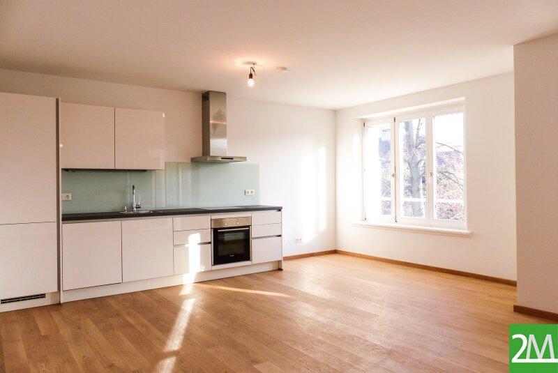 Generalsanierte 3-Zimmer-Wohnung mit südseitiger Loggia /  / 1190Wien / Bild 1