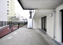 Modernes Appartement, U3