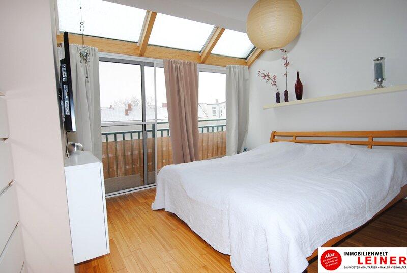 ACHTUNG KAUFANBOT LIEGT VOR!!! Schwechat - Rannersdorf:  sonniges Dachjuwel - 3 Zimmer Loft - Penthouse vom feinsten! Objekt_9361 Bild_553