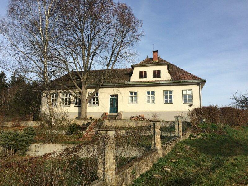 Landhaus im Flair der alten Zeit