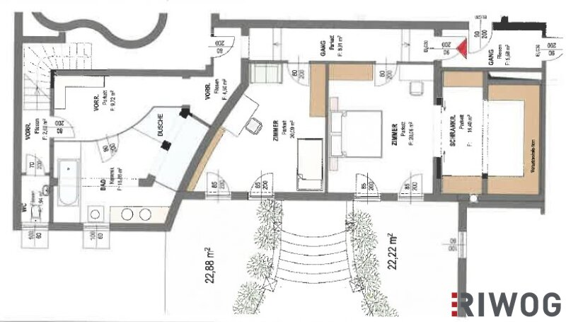 HERRSCHAFTLICH Wohnen - High-End Villa-Residenz auf höchstem Niveau - TOP 3 /  / 1220Wien / Bild 2
