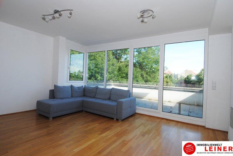* BARRIEREFREI* Himberg - 3 Zimmer Mietwohnung mit großer Terrasse und Grünblick Objekt_8836 Bild_490