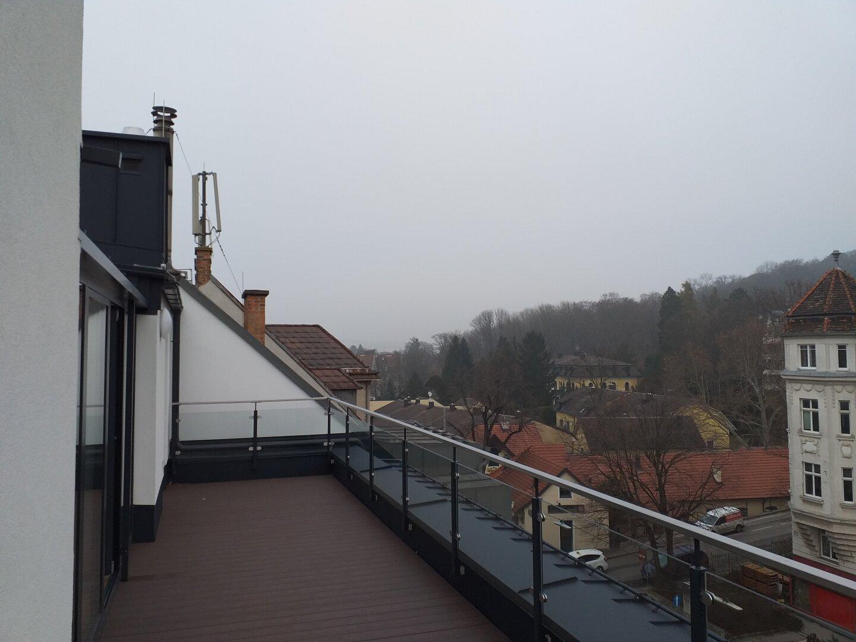 Ausblick West-Dachterrasse