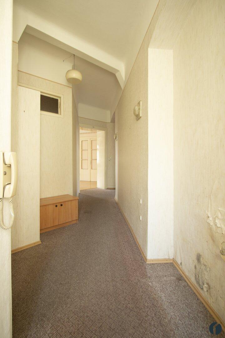 zentraler Vorraum Eingangsbereich