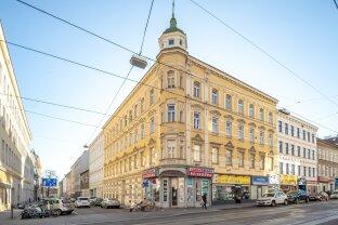 2-Zimmerwohnung in der Zinckgasse - nähe Westbahnhof