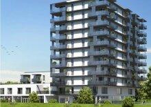 Balkonwohnung - Neubau am Wasser - 2 Zimmer