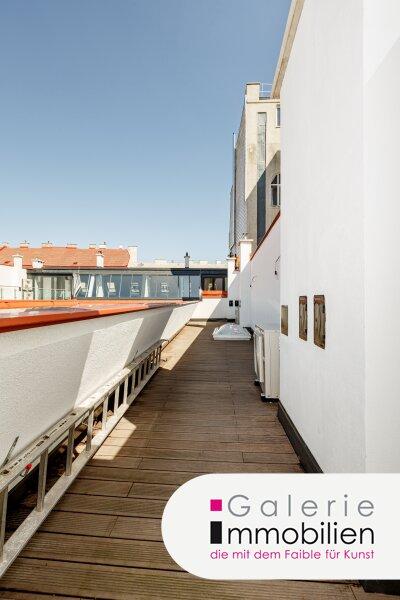 Traummaisonette mit großen Terrassen - revitalisiertes Biedermeierhaus beim Rochusmarkt Objekt_32206 Bild_171