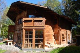 Holzhaus in Sonnenlage!