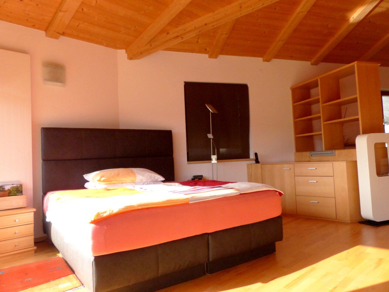Schlafzimmer Zubau