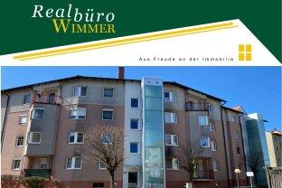 Renovierungsbedürftige 4-Zimmer-Wohnung mit Loggia - PROVISIONSFREI