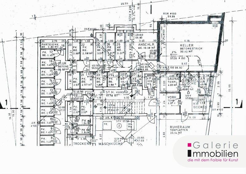 Branchenfreies Ladenlokal mit 30m² trockenem Kellerraum Objekt_31855 Bild_562