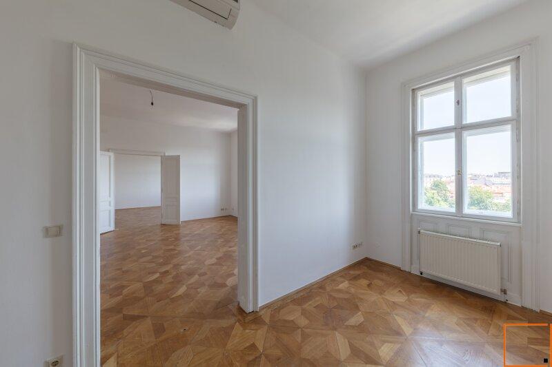 Botschaftsviertel - klimatisierte Altbauwohnung mit Blick in den Park des Palais Schwarzenberg /  / 1040Wien / Bild 3