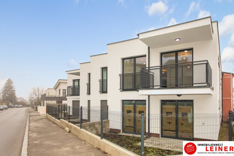 85 m² Neubauwohnung in Hainburg an der Donau - HIER will ich leben! Objekt_10247