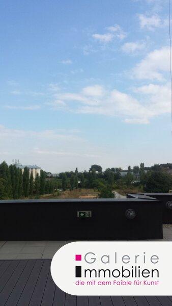 Wohnen und Arbeiten - große Terrasse - ehemalige Anker Brotfabrik Objekt_29597 Bild_49