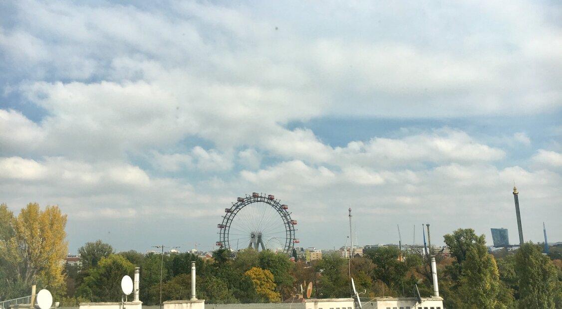 1020! Tolle Bürofläche mit Blick zum Riesenrad