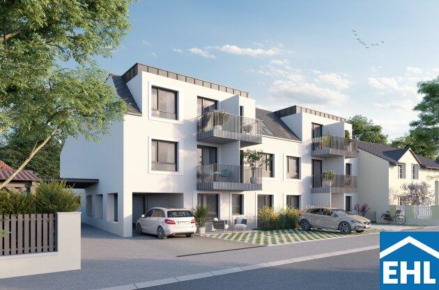 Gerasdorf: Provisionsfreie Eigentumswohnungen in Wien-Nähe