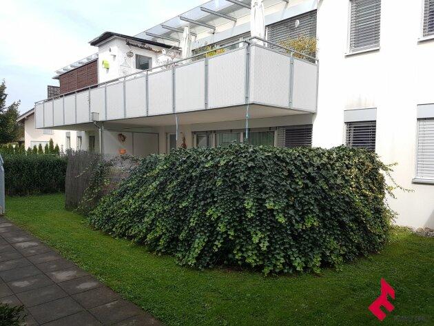 4-Zi.-Wohnung mit Terrasse