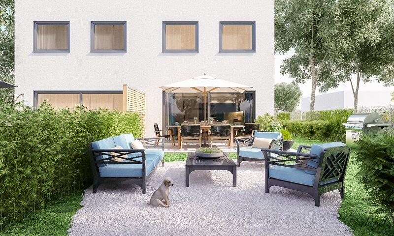 Erstbezug: herrliches, lichtverwöhntes Doppelhaus auf 3 Ebenen - 2 Min. nach Wien /  / 2301Groß-Enzersdorf / Bild 4