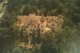 Дворец в предгорье Альп