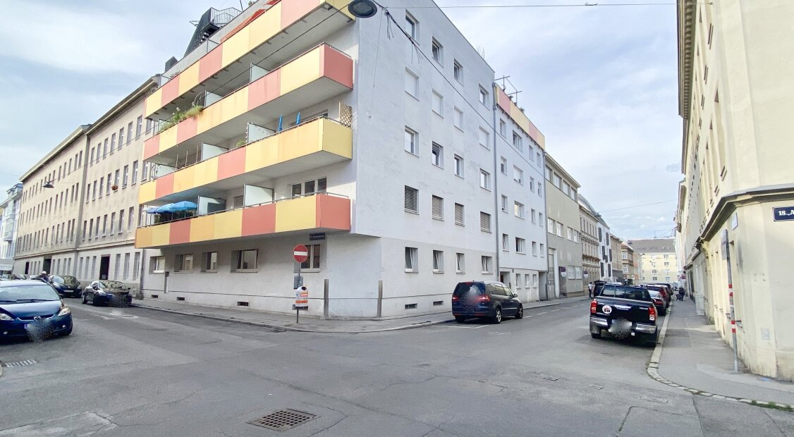 Single oder Starter Wohnung mit Südwest Balkon