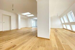 Gut aufgeteilte Dachgeschosswohnung - NEUBAU