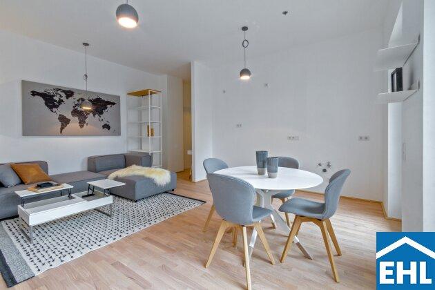 ERSTBEZUG:Wohntraum am Alsergrund