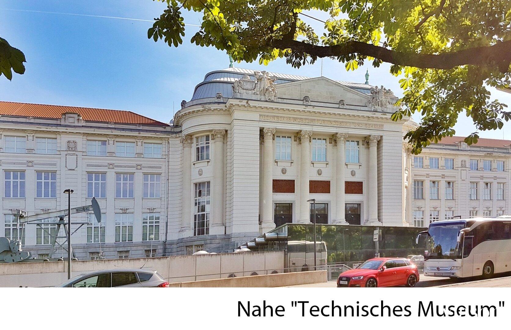 Nahe Teschnisches Museum