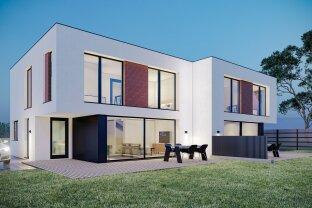Modernes Doppelhaus in Baden inkl. Grundstück - Alles inklusive