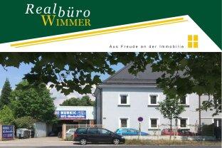 NEUER PREIS: Gewerbeliegenschaft mit Wohn-/Bürogebäude + Werkstatt