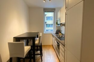 praktische 3-Zimmer-Wohnung in der Gentzgasse