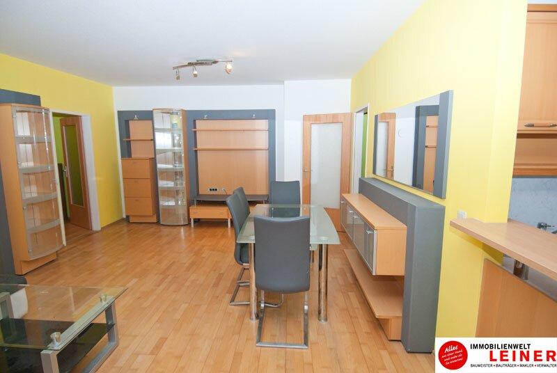 Herzlich willkommen auf 80 m² - geschmackvoll möblierte 3 Zimmer Mietwohnung mit Loggia in bester, grüner Innenhof Lage! Objekt_10840 Bild_647