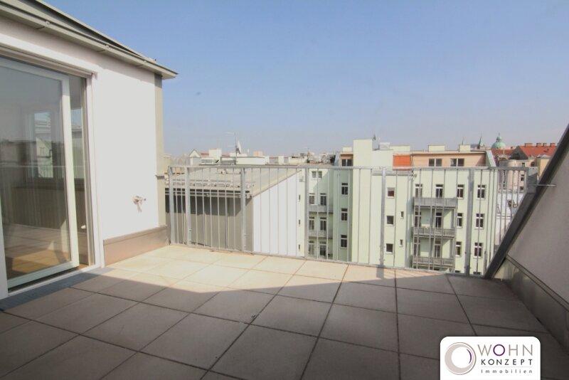 Dachwohnung ERSTBEZUG 96m² mit Terrasse in 1100 Wien /  / 1100Wien / Bild 5