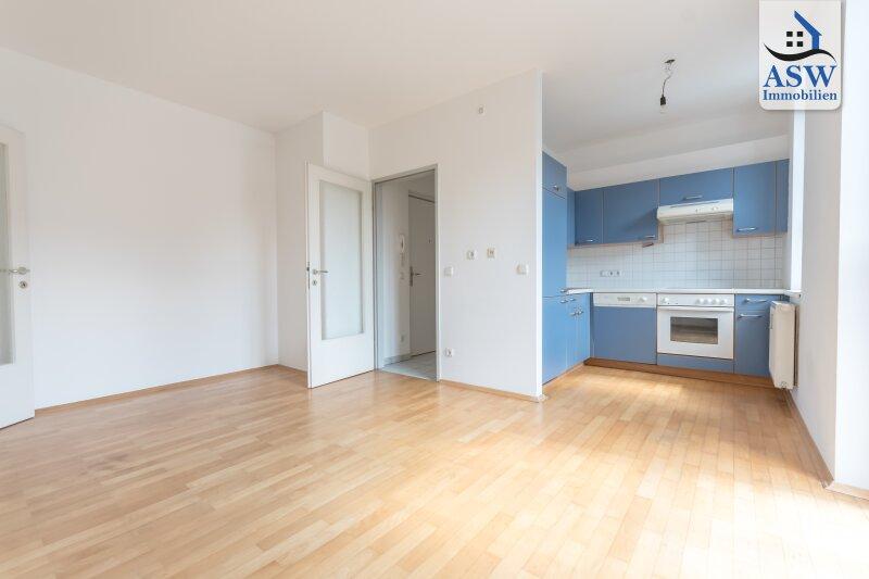 Ansprechende 2 - Zimmer Wohnung am Fuße des Ruckerlberges nahe Schillerplatz