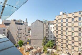 2-Zimmer-Wohnung mit Terrasse in der Wallgasse (U6 und U4 nähe)