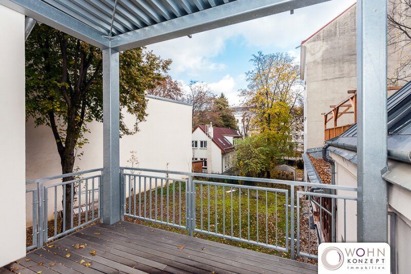 Großzügiger stilvoll renovierter 156m² Altbau mit großen Freiflächen in 1180 Wien /  / 1180Wien / Bild 4