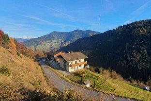 Haus in absoluter Panoramalage von Bischofshofen