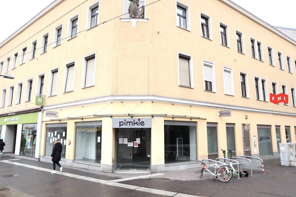 Top Geschäftslokal bei Viktor-Adler-Platz